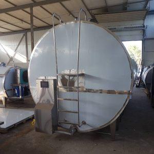 Охладитель молока закрытого типа - объём 2500 л